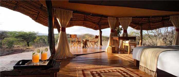 Lewa Safari Camp, Kenya