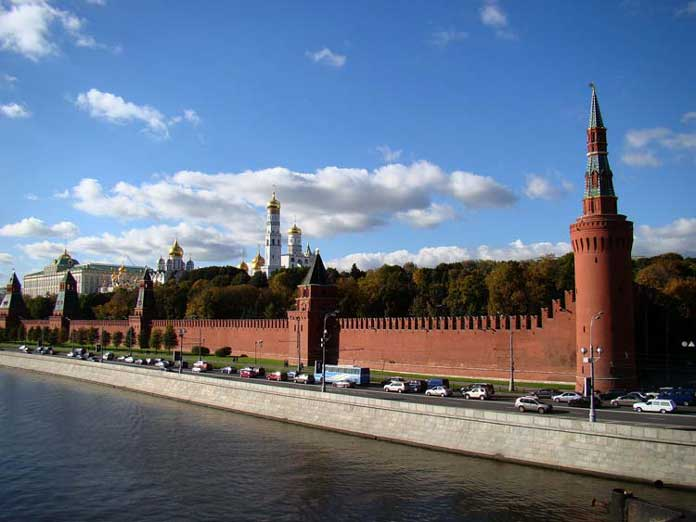 Moscow to Vladivostok
