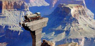 North American train trips