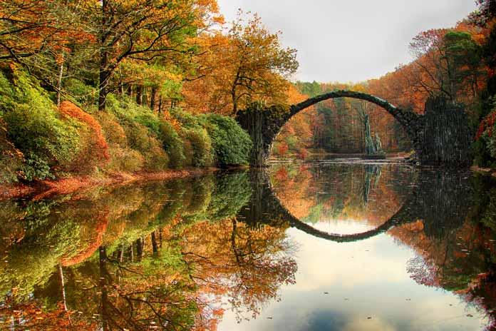 Rakotz Bridge Rakotzbrucke
