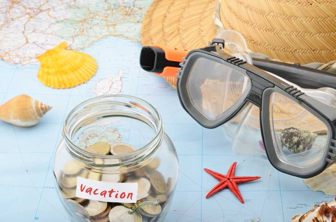Save Money for Travels