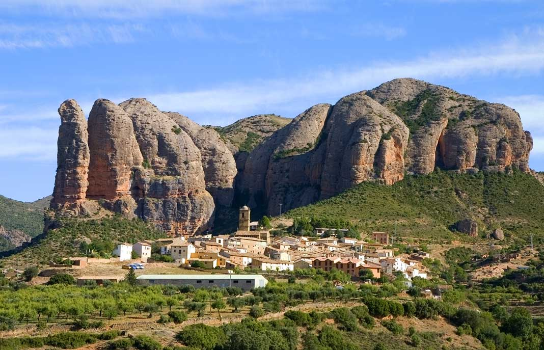 Sierra And Canyons De Guara Natural Park Ideal For Adventurous Travelers