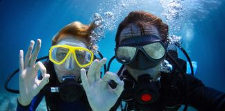 diving holidays for singles