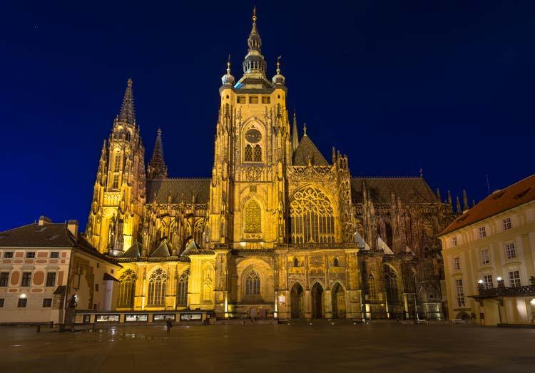 St-Vitus-Cathedral-Prague-Czech-Republic