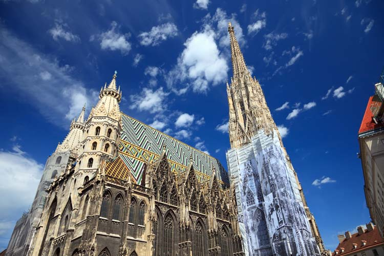Stephansdom-in-Vienna-Austria