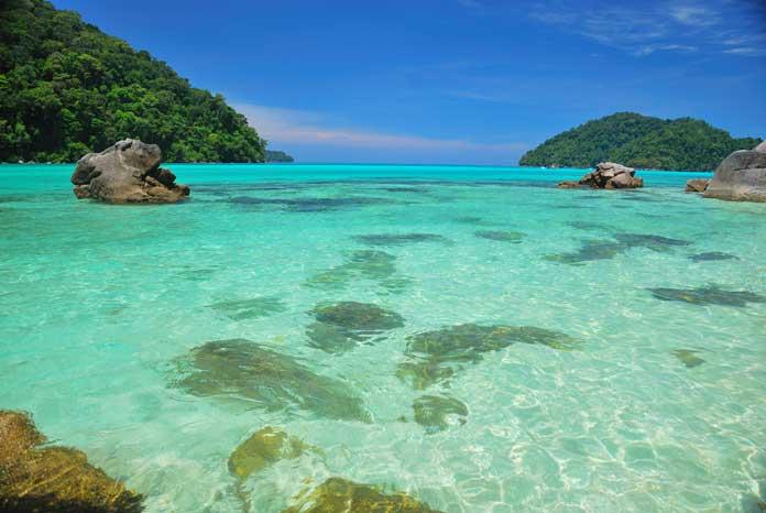 Surin Archipelago, Thailand