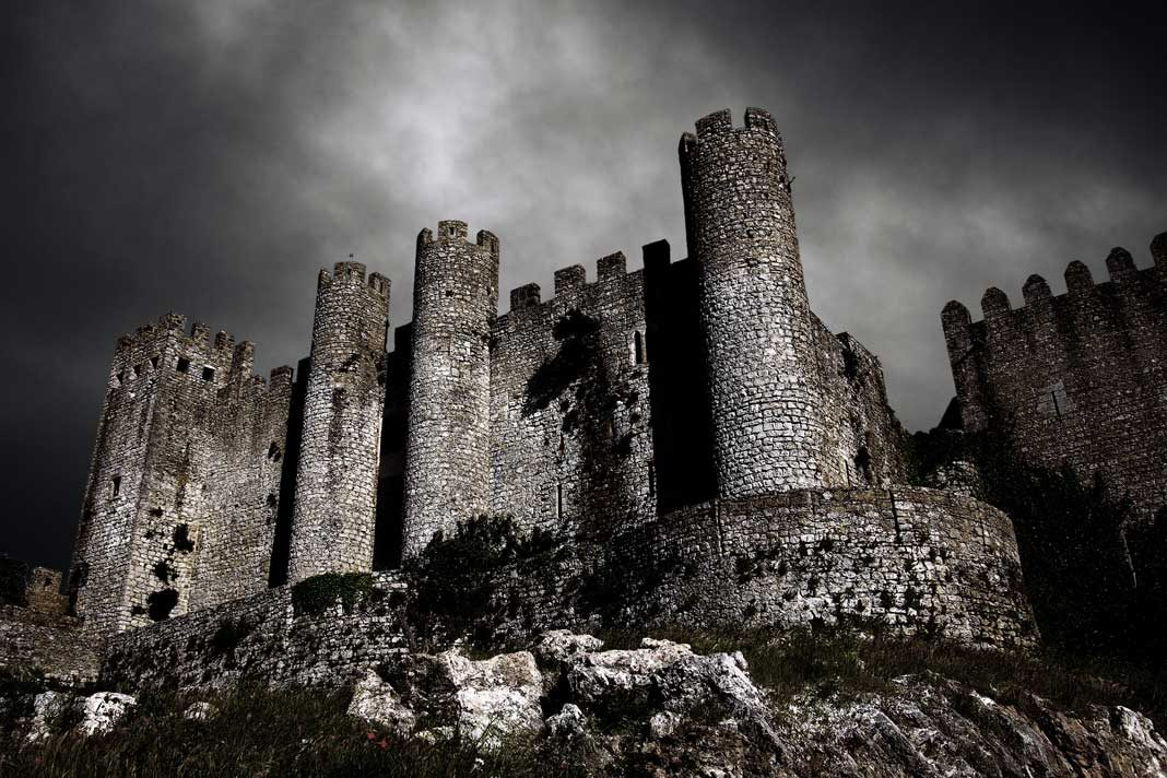 Take a trip to England's most haunted castles