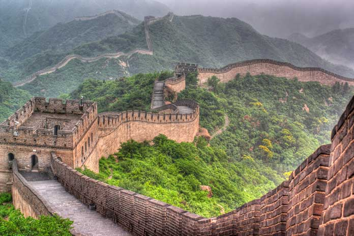 The Amazing Great Wall of China