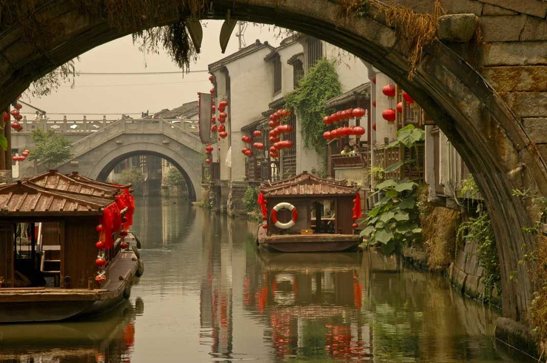 tourist attractions in china