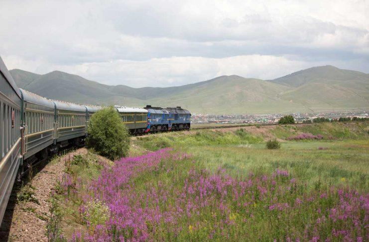 trans siberian railway tour