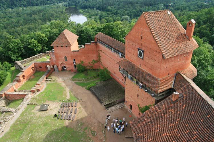 Turaida-Castle-Sigulda-Latvia