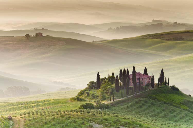 Tuscany-Landscape