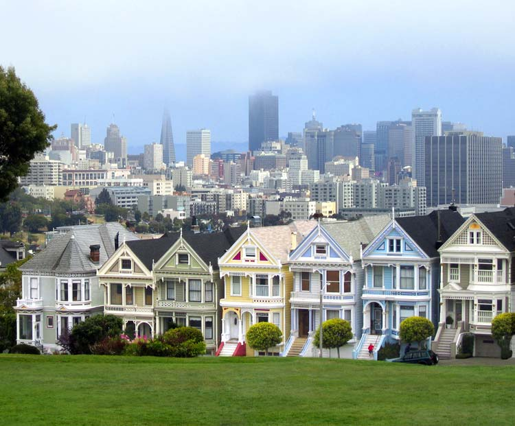 San francisco an american national treasure for Americas best home builders