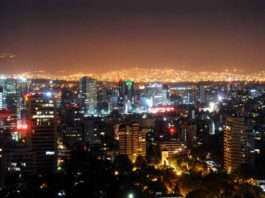 Vacation in Mexico City