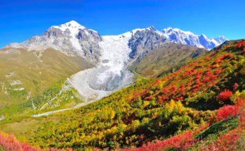 Visit Georgia in Europe