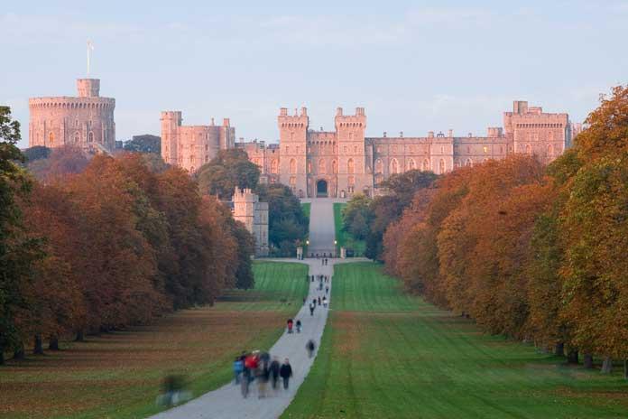 Windsor Castle, Berkshire, Great Britain