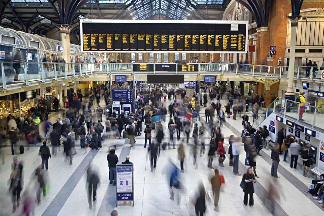 avoid stress London