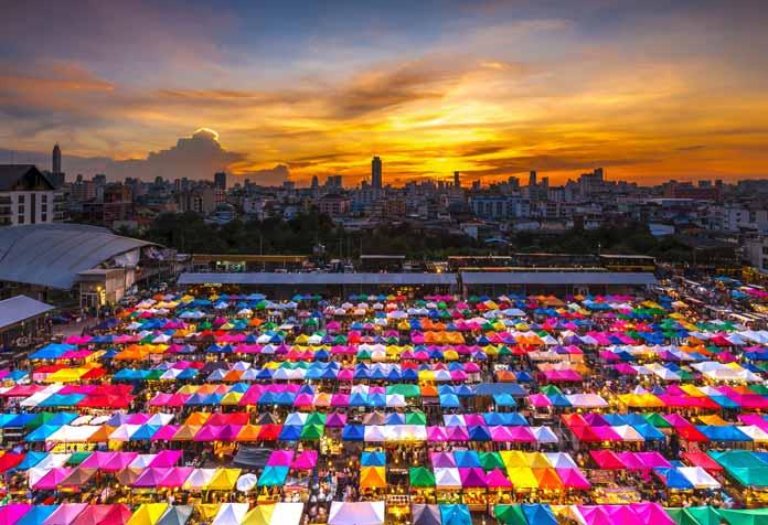 markets Bangkok
