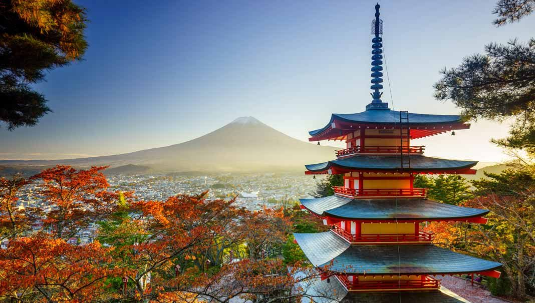 Finding the best round trip to japan for Best round the world cruise