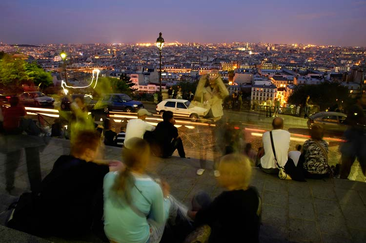 trip to Montmartre