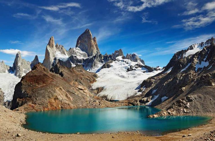 vacation spots in Argentina