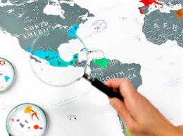 Scrape Map