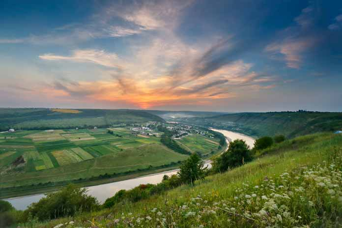 Travel with curiosity: what is the longest river in Europe?