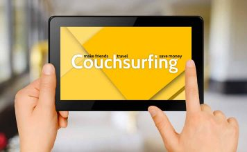 joys of Couchsurfing