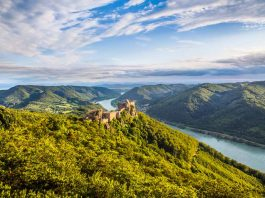 longest river in Europe